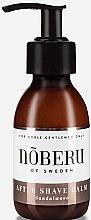Düfte, Parfümerie und Kosmetik After Shave Balsam mit Sandelholz - Noberu Of Sweden Sandalwood After Shave Balm