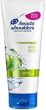 Düfte, Parfümerie und Kosmetik Anti-Schuppen Haarspülung mit Apfelduft - Head & Shoulders Apple Fresh