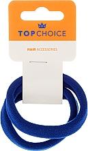Düfte, Parfümerie und Kosmetik Haargummis blau 2 St. - Top Choice