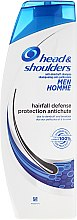 Keratin Shampoo gegen Haarausfall - Head & Shoulders Hairfall Defense Shampoo — Bild N1