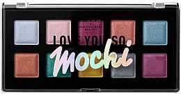 Düfte, Parfümerie und Kosmetik Lidschattenpalette - NYX Professional Makeup Love You So Mochi Eyeshadow Palette