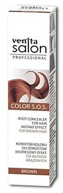 Concealer für braunes Haar - Venita Salon Professional Color S.O.S (Brown) — Bild N1