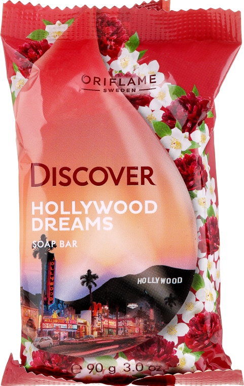 Seife Hollywood Dream mit Jasmin Aroma - Oriflame Discover Hollywood Dream Soap — Bild N1