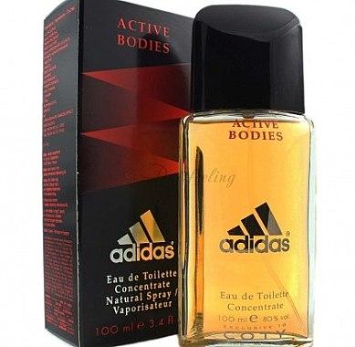 Adidas Active Bodies - Eau de Toilette — Bild N1