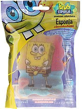Düfte, Parfümerie und Kosmetik Kinder-Badeschwamm SpongeBob pink - Suavipiel Sponge Bob Bath Sponge
