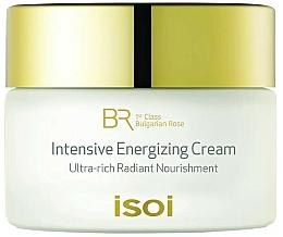 Düfte, Parfümerie und Kosmetik Intensiv energisierende Gesichtscreme mit Chrysanthemenblüten-Extrakt - Isoi Bulgarian Rose Intensive Energizing Cream