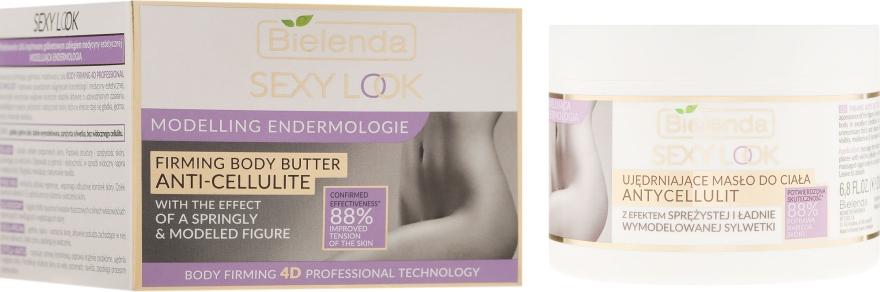Anti-Cellulite Körperbutter - Bielenda Sexy Look Anti Cellulite Firming Body Butter — Bild N1