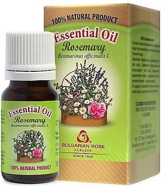 "Ätherisches Öl ""Rosmarin"" - Bulgarian Rose Rosemary Essential Oil — Bild N1"