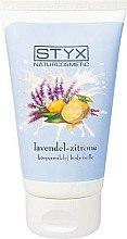 Düfte, Parfümerie und Kosmetik Körpermilch mit Lavendel und Zitrone - Styx Naturcosmetic Lavender & Lemon Body Milk