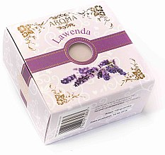 Düfte, Parfümerie und Kosmetik Seife mit Lavandel im Box - Delicate Organic Aroma Soap