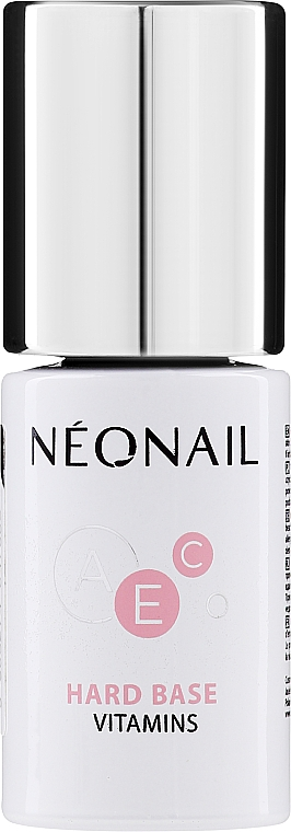 Nagelbase mit Vitaminen - NeoNail Professional Hard Base Vitamins — Bild N1