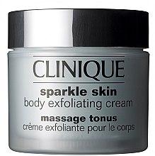 Düfte, Parfümerie und Kosmetik Körperpeeling-Creme - Clinique Sparkle Skin Body Exfoliating Cream