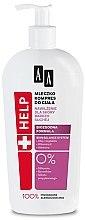 Düfte, Parfümerie und Kosmetik Feuchtigkeitsspendende Körpermilch für sehr trockene Haut - AA Help Body Milk Dry Skin