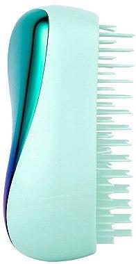 Kompakte Haarbürste - Tangle Teezer Compact Styler Petrol Blue Ombre — Bild N2