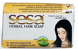 Düfte, Parfümerie und Kosmetik Haarseife Kräuter - Sesa Herbal Hair Soap