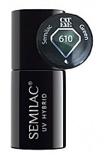 Düfte, Parfümerie und Kosmetik UV Nagellack - Semilac UV Hybrid Cat Eye