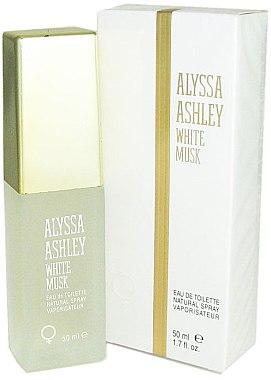 Alyssa Ashley White Musk - Eau de Toilette — Bild N3