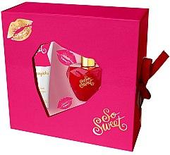Düfte, Parfümerie und Kosmetik Lolita Lempicka So Sweet - Duftset (Eau de Parfum 50ml + Körperlotion 75ml)