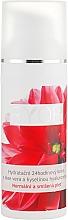 Feuchtigkeitsspendende Gesichtscreme mit Aloe Vera und Hyaluronsäure - Ryor 24-hour Moisturizing Cream Aloe Vera — Bild N2