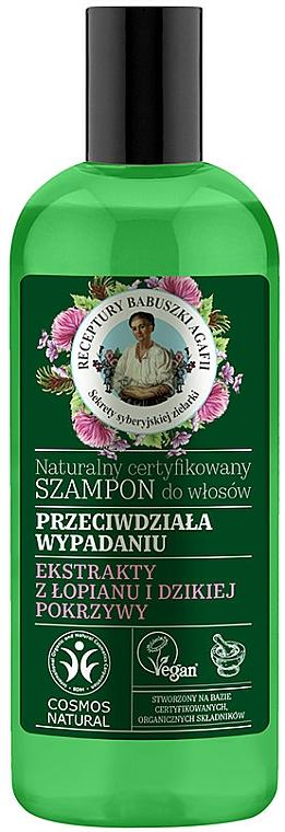 Natürliches Shampoo gegen Haarausfall - Rezepte der Oma Agafja — Bild N1