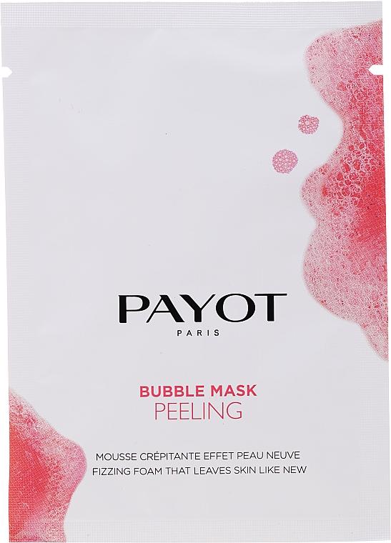 Sauerstoffspendende und reinigende Peelingmaske für das Gesicht - Payot Les Demaquillantes Peeling Oxygenant Depolluant Bubble Mask — Bild N3
