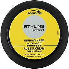 "Düfte, Parfümerie und Kosmetik Extra starke Styling Creme ""Gummi"" - Joanna Rubber Extrastrong Styling Cream"