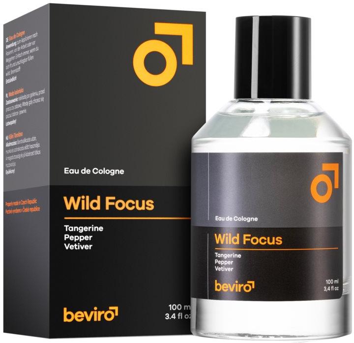 Be-Viro Wild Focus - Eau de Cologne — Bild N1