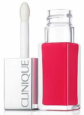Lipgloss - Clinique Pop Lacquer Lip Colour Primer — Bild N1