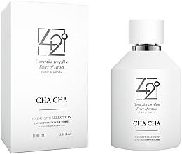 Düfte, Parfümerie und Kosmetik 42° by Beauty More Cha Cha - Eau de Parfum