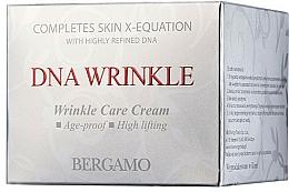 Düfte, Parfümerie und Kosmetik Anti-Aging Gesichtscreme - Bergamo Dna Wrinkle Face Cream