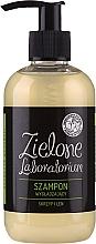 Düfte, Parfümerie und Kosmetik Glättendes Shampoo mit Schachtelhalm und Flachs - Zielone Laboratorium