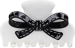 Düfte, Parfümerie und Kosmetik Haarklammer 219 weiß - Moliabal Milano Hair Clip