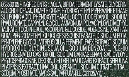 Antioxidatives und regenerierendes Serum-Konzentrat mit Algenextrakt - Biotherm Skin Oxygen Strengthening Concentrate — Bild N5