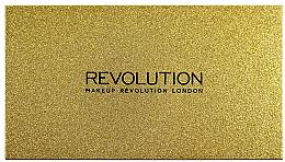 Düfte, Parfümerie und Kosmetik Lidschattenpalette - Makeup Revolution Life On The Dancefloor Vip Eyeshadow Palette