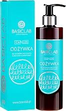Düfte, Parfümerie und Kosmetik Haarspülung für lockiges Haar - BasicLab Dermocosmetics Capillus