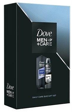 Duftset - Dove FM ECO1 Hydration Balance (Duschgel 250ml + Deospray 150ml) — Bild N1