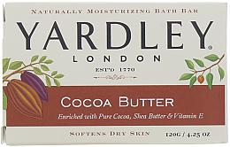 Düfte, Parfümerie und Kosmetik Seife Kakaobutter - Yardley Cocoa Butter Soap