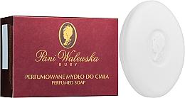 Düfte, Parfümerie und Kosmetik Parfümierte Körperseife Ruby - Pani Walewska Ruby Soap