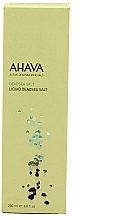 Flüssiges Badesalz mit Mineralien aus dem Toten Meer - Ahava Deadsea Salt Liquid Deadsea Salt — Bild N3