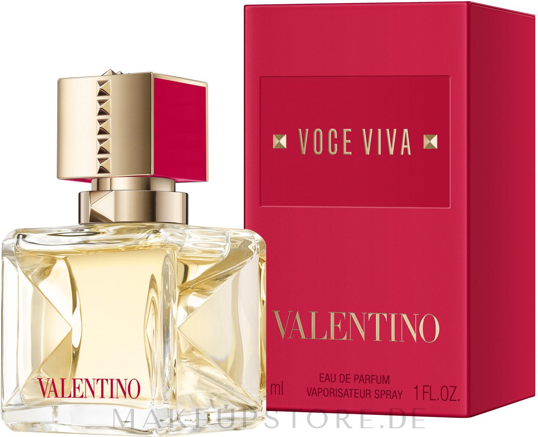 Valentino Voce Viva - Eau de Parfum — Bild 30 ml