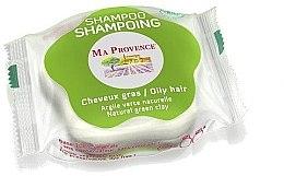 Düfte, Parfümerie und Kosmetik Bio Shampoo für fettiges Haar mit grüner Tonerde - Ma Provence Shampoo