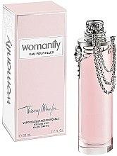 Düfte, Parfümerie und Kosmetik Thierry Mugler Womanity Eau Pour Elles Refillable Spray - Eau de Toilette nachfüllbar