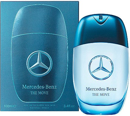 Mercedes-Benz The Move - Eau de Toilette — Bild N1