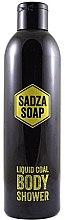 Düfte, Parfümerie und Kosmetik Duschgel mit Aktivkohle - Sadza Soap Liquid Coal Body Shower