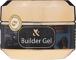Düfte, Parfümerie und Kosmetik Aufbau-Nagelgel weiß - F.O.X Builder White Gel