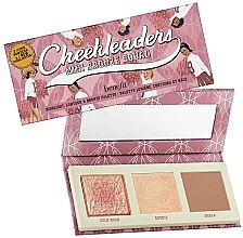 Düfte, Parfümerie und Kosmetik Make-up Palette - Benefit Cheekleaders Mini Bronze Squad