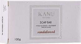 Düfte, Parfümerie und Kosmetik Hand- und Körperseife mit Sandelholz - Kanu Nature Soap Bar Sandalwood