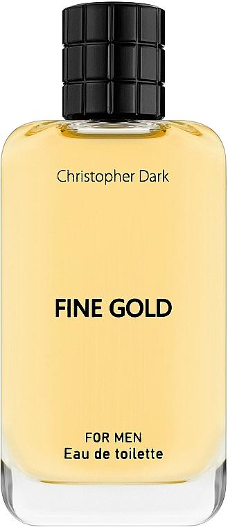 Christopher Dark Fine Gold - Eau de Toilette