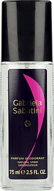 Gabriela Sabatini Eau de Toilette - Parfümiertes Körperspray — Bild N1