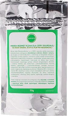 Kosmetische Maske für reife Haut - Ecocera Face Mask — Bild N1